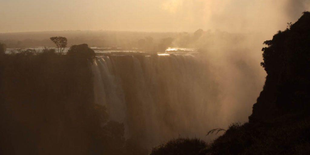 Victoria Falls Romance