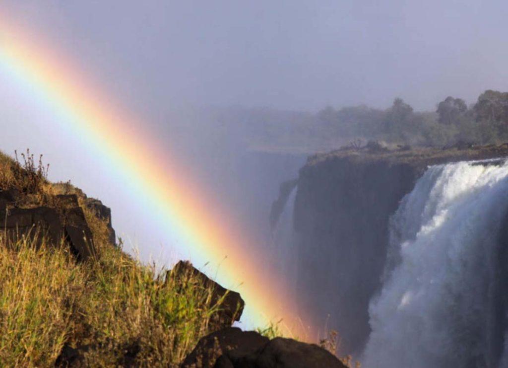 Victoria Falls Rainbow 1