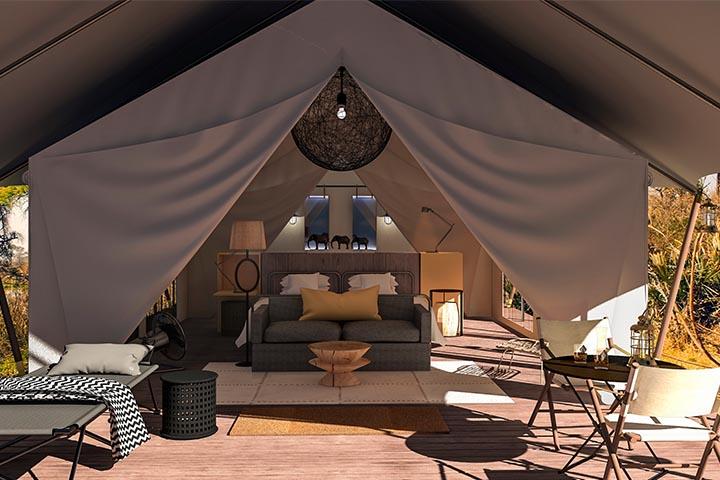 Gomoti Tent