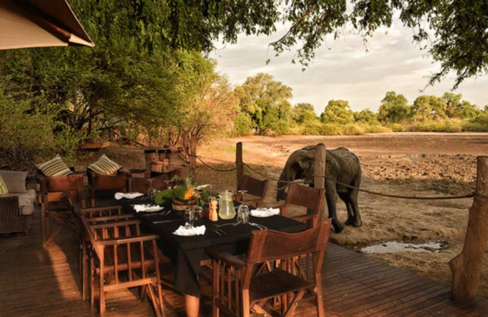 Kanga Camp Mana Pools Safaris 4 Africa