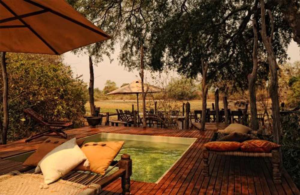 Kanga Camp Mana Pools Safaris 4 Africa