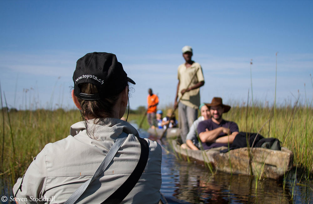 Pangolin Chobe Hotel Activities Safaris 4 Africa